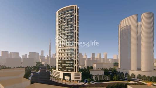 شقة 2 غرفة نوم للبيع في الخليج التجاري، دبي - Fully Furnished | 7 Years Payment plan