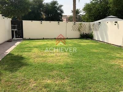 فیلا 3 غرف نوم للايجار في المرابع العربية، دبي - Single row – Vacant May – Type 3M