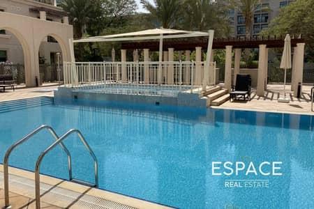 فلیٹ 1 غرفة نوم للايجار في ذا فيوز، دبي - Large 1 Bedroom | Spacious | Pets Allowed
