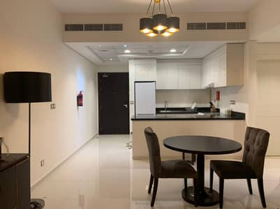 1 Bedroom Apartment for Rent in Jumeirah Village Circle (JVC), Dubai - Modern and Furnished 1 Bedroom with Spectacular City View