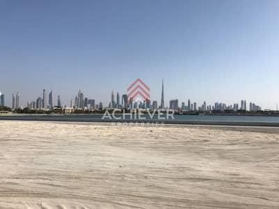 ارض سكنية  للبيع في لؤلؤة جميرا، دبي - Amazing Location | Sea-View| Sky Line View