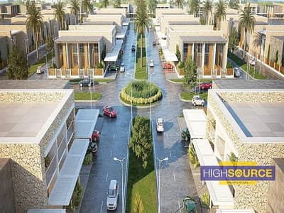 4 Bedroom Townhouse for Sale in Dubailand, Dubai - 25% Discount on Original Price | On payment Plan | Limited Offer