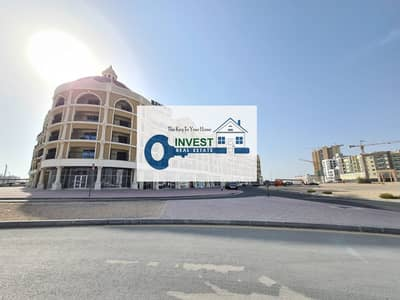 Studio for Rent in Arjan, Dubai - Community View | Fully Furnished |  Equipped Kitchen