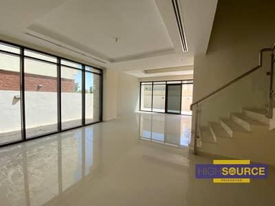 Brand New 4 Bedrooms-TH-L-A-Pelham-DAMAC Hills