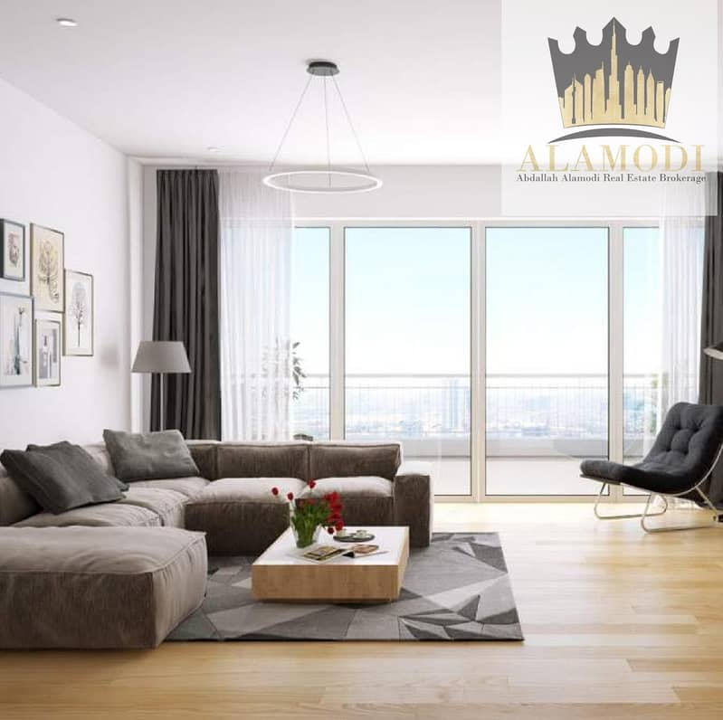 Big deal for 2 BHK apartment in Sharjah
