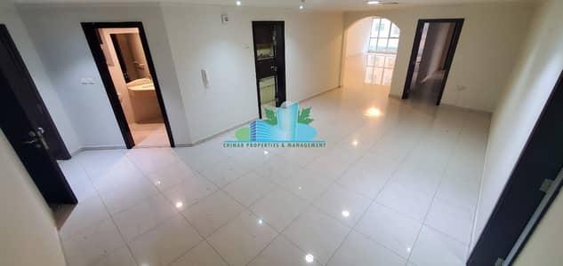 شقة 3 غرف نوم للايجار في الخالدية، أبوظبي - Massive 3 Masters Maid & Store-room  Parking & facilities