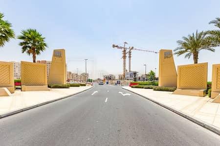 ارض سكنية  للبيع في ليوان، دبي - Phase 1 Liwan best plot facing park G+4 residence