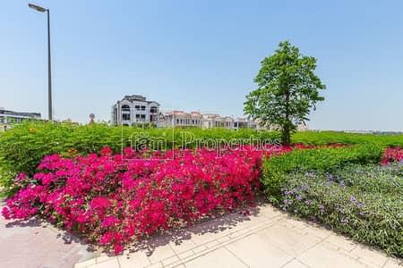 Plot for Sale in Liwan, Dubai - Phase 1 Liwan best plot facing park G+4 residence