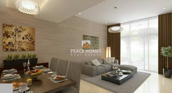 COMMODIOUS 2 BEDROOM WITH MAIDS ROOM  AT  LAYA RESIDENCE