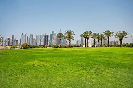 فیلا 5 غرف نوم للايجار في السهول، دبي - Unique Golf Course View 5BR Fully Upgraded  Villa