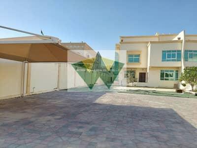 فیلا 6 غرف نوم للايجار في مدينة محمد بن زايد، أبوظبي - Private Entrance  Huge Yard 6 Bedrooms With 2Kitchen (1 Outside) In MBZ City