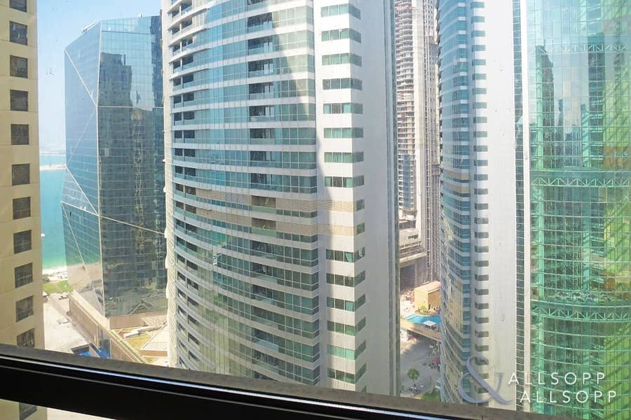 One Bed   Unfurnished   Full Marina View