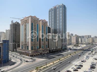 فلیٹ 3 غرف نوم للايجار في الخان، الشارقة - شقة في أبراج البندري الخان 3 غرف 70000 درهم - 5141321