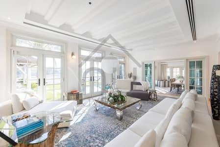 فیلا 5 غرف نوم للبيع في عقارات جميرا للجولف، دبي - Golf & Lake View | Fully Upgraded | Extended Plot