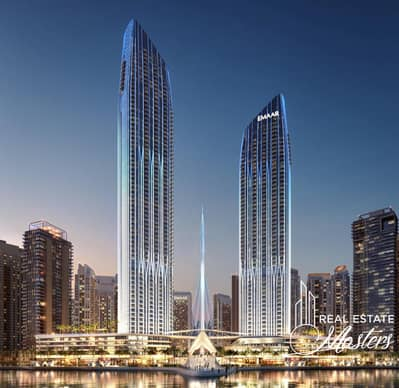 4 Bedroom Hotel Apartment for Sale in The Lagoons, Dubai - luxury Address Branded  penthouse by EMAAR/ Dubai Skyline panoramic view/ 50th Floor at the limits of the sky