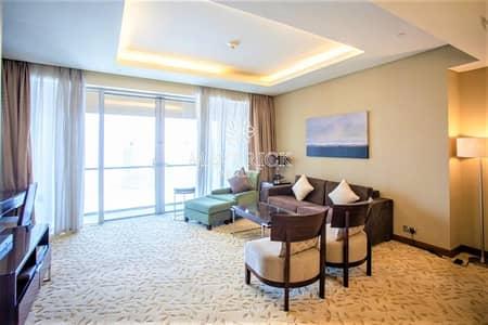 فلیٹ 1 غرفة نوم للايجار في وسط مدينة دبي، دبي - Furnished 1BR   Bills Included   High Floor