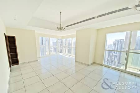 شقة 3 غرف نوم للايجار في الخليج التجاري، دبي - Three Bedrooms | 2090 Sq. Ft. | Big Layout