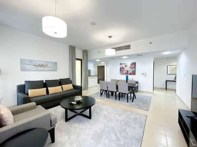 فلیٹ 1 غرفة نوم للبيع في جميرا بيتش ريزيدنس، دبي - Marina View | Fully Furnished | Walking distance to the beach
