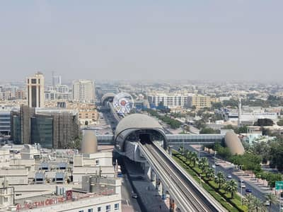 Studio for Rent in Al Qusais, Dubai - BRAND NEW STUDIO AVAILABLE NEAR METRO | 12 PAYMENTS  | 1 MONTH FREE