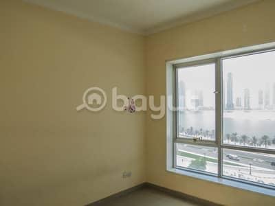 شقة 2 غرفة نوم للايجار في الخان، الشارقة - شقة في برج ريڤيرا الخان 2 غرف 34000 درهم - 5141520