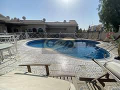 2 Bedroom Villa, AWAY FLY PATH, Swimming Pool, Pvt Entrance/Parking/Garden Area @60K