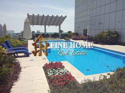 4 Bedroom Penthouse for Rent in Al Khalidiyah, Abu Dhabi - For Rent !! 4 Master Room with Maid room
