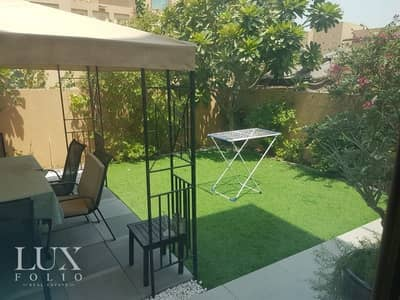 3 Bedroom Townhouse for Rent in Al Furjan, Dubai - Type B | Away From Road | Avail. August 1st