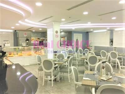 محل تجاري  للبيع في أبراج بحيرات الجميرا، دبي - Fully Fitted Restaurant With Furniture And Equipment