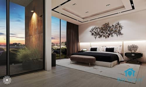 4 Bedroom Townhouse for Sale in Jumeirah Golf Estate, Dubai - Starting @ 3.6M 4 Beds with Maid Luxury Villa