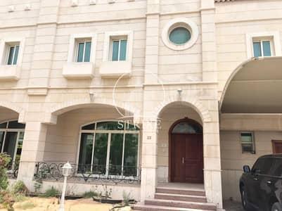 فيلا مجمع سكني 4 غرف نوم للايجار في مدينة خليفة أ، أبوظبي - 4 BHK Villa with Gym & Swimming pool | Available