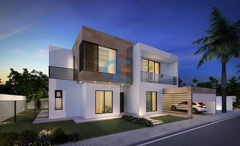 فیلا 2 غرفة نوم للبيع في الطي، الشارقة - Ready to move and Without Service charge only pay 10% and move