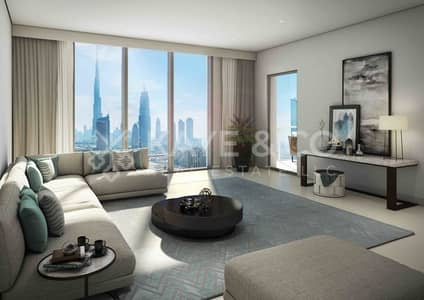2 Bedroom Apartment for Sale in Downtown Dubai, Dubai - High Floor   2 Bedroom   Connected to Dubai Mall