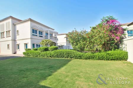 2 Bedroom Villa for Rent in Jumeirah Village Triangle (JVT), Dubai - 2 Bedrooms | Good Condition | Lush Garden