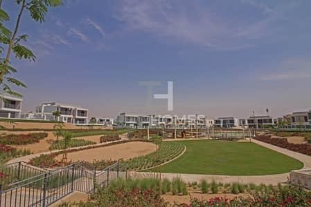 4 Bedroom Villa for Sale in Dubai Hills Estate, Dubai - Single row|Internal Road facing|Vacant