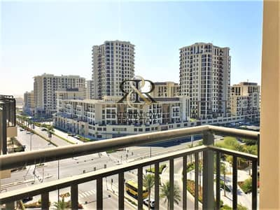 2 Bedroom Apartment for Rent in Town Square, Dubai - Brand New 2 Bedrooms Type 2B | With Balcony