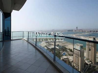 فلیٹ 2 غرفة نوم للايجار في دبي مارينا، دبي - LOVELY FURNISHINGS | SEA AND PALM VIEWS