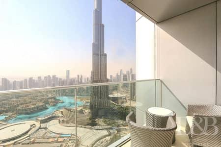 2 Bedroom Flat for Sale in Downtown Dubai, Dubai - Full Burj View   Luxury 2BR   High Floor