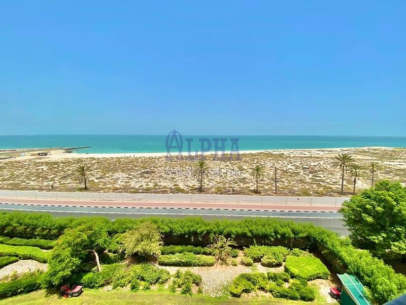 9 Sea View Studio - Fully Furnished