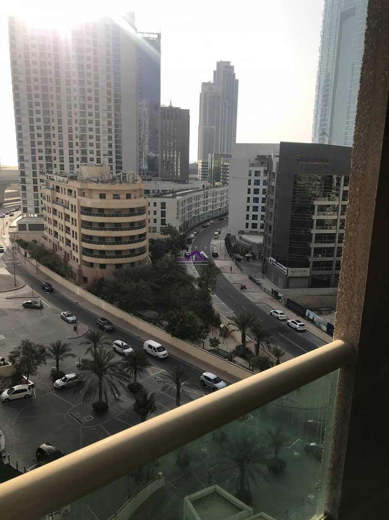 20 Sea view 1BR Apartment for rent in Dubai Marina for AED 45K/yr