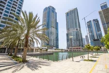 Shop for Rent in Jumeirah Lake Towers (JLT), Dubai - Brand New Building I Shell & Core I Amazing View