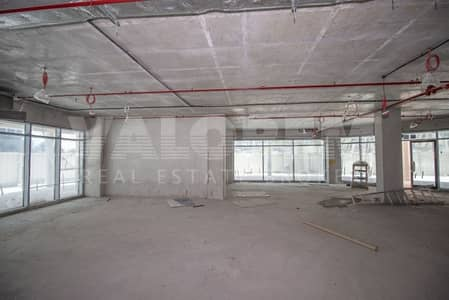 Shop for Rent in Jumeirah Lake Towers (JLT), Dubai - Promenade Level I Brand New I Shell and Core