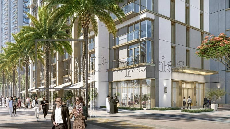17 EXQUISITELY CRAFTED 2BR for Sale in Burj Crown