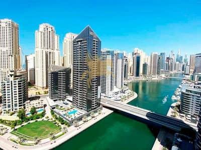 شقة 3 غرف نوم للبيع في دبي مارينا، دبي - Amazing apartment with Premium Marina View in Stella Maris