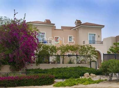 تاون هاوس 4 غرف نوم للبيع في المرابع العربية، دبي - Private pool | Lake view | Corner Plot | 2E