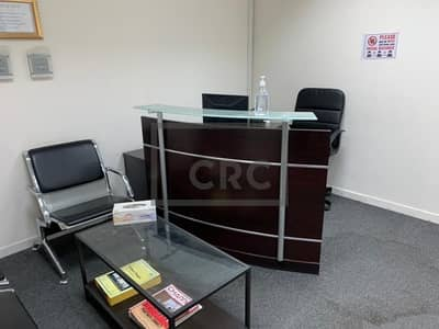 Office for Rent in Sheikh Zayed Road, Dubai - Fitted Office   Directly Access Metro Station