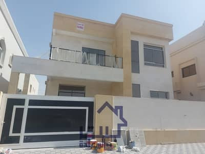 5 Bedroom Villa for Sale in Al Yasmeen, Ajman - A personal building villa for sale, a great location, luxurious design and high-quality finishes