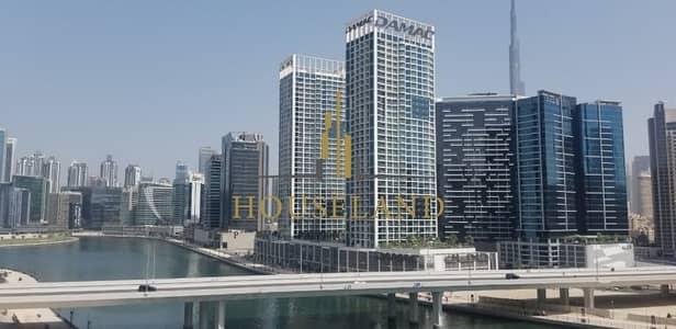شقة 1 غرفة نوم للايجار في الخليج التجاري، دبي - Well Maintained Breathtaking View Prime Location