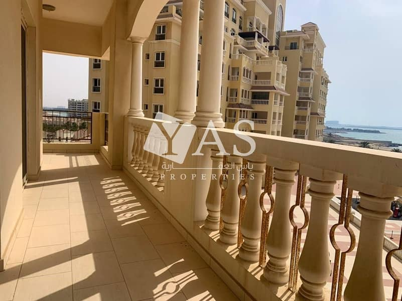 2 Elegant Furnished | Sea View | Big Balcony