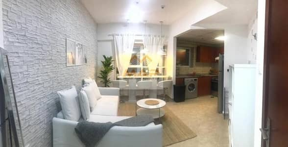 2 Bedroom Flat for Rent in Jumeirah Lake Towers (JLT), Dubai - Fully furnished 2bhk with balcony