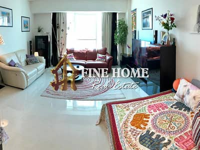 شقة 1 غرفة نوم للبيع في شاطئ الراحة، أبوظبي - VACANT! Fantastic Apartment Make it yours now
